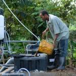 Filling Supergas system