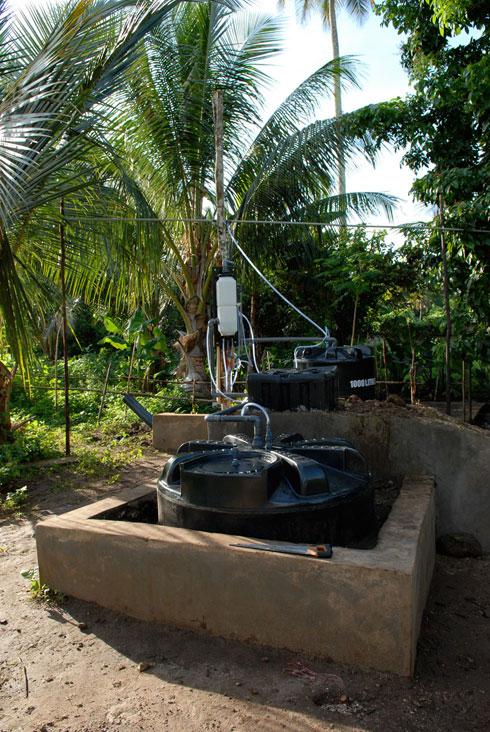Supergas system, Zanzibar