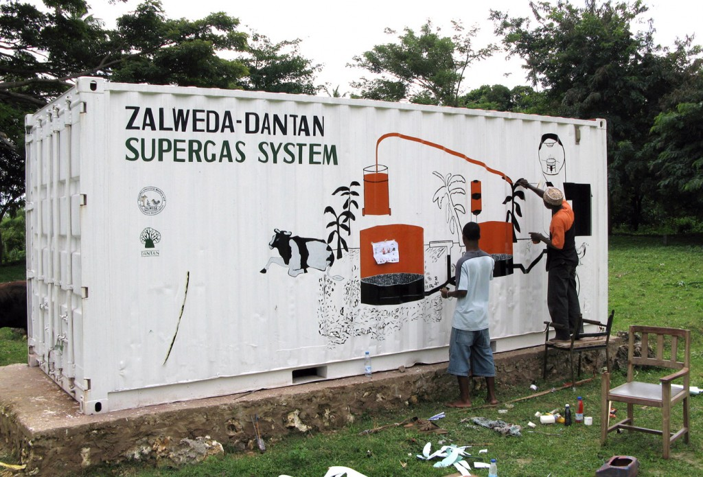 Supergas on Zanzibar 2007