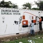 Supergas on Zanzibar 2007